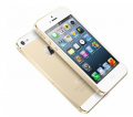 iPhone 5s auksinis