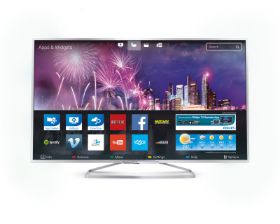 "Philips 55PFS6609 LED 55"" Smart 3D - bekredito.lt"