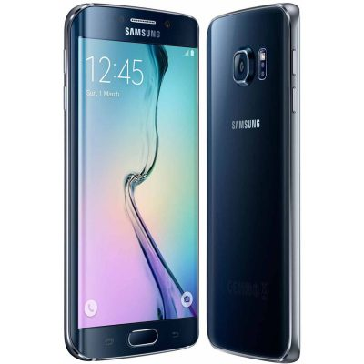Samsung Galaxy S6 EDGE 32GB G925F black