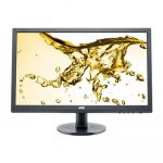 AOC Monitorius LED g2460fq 24'' Full HD, 1ms, D-Sub, DVI-D, HDMI, DP, garsiak. - bekredito.lt