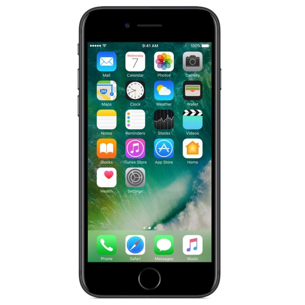 Apple iPhone 7 32GB Black - bekredito.lt