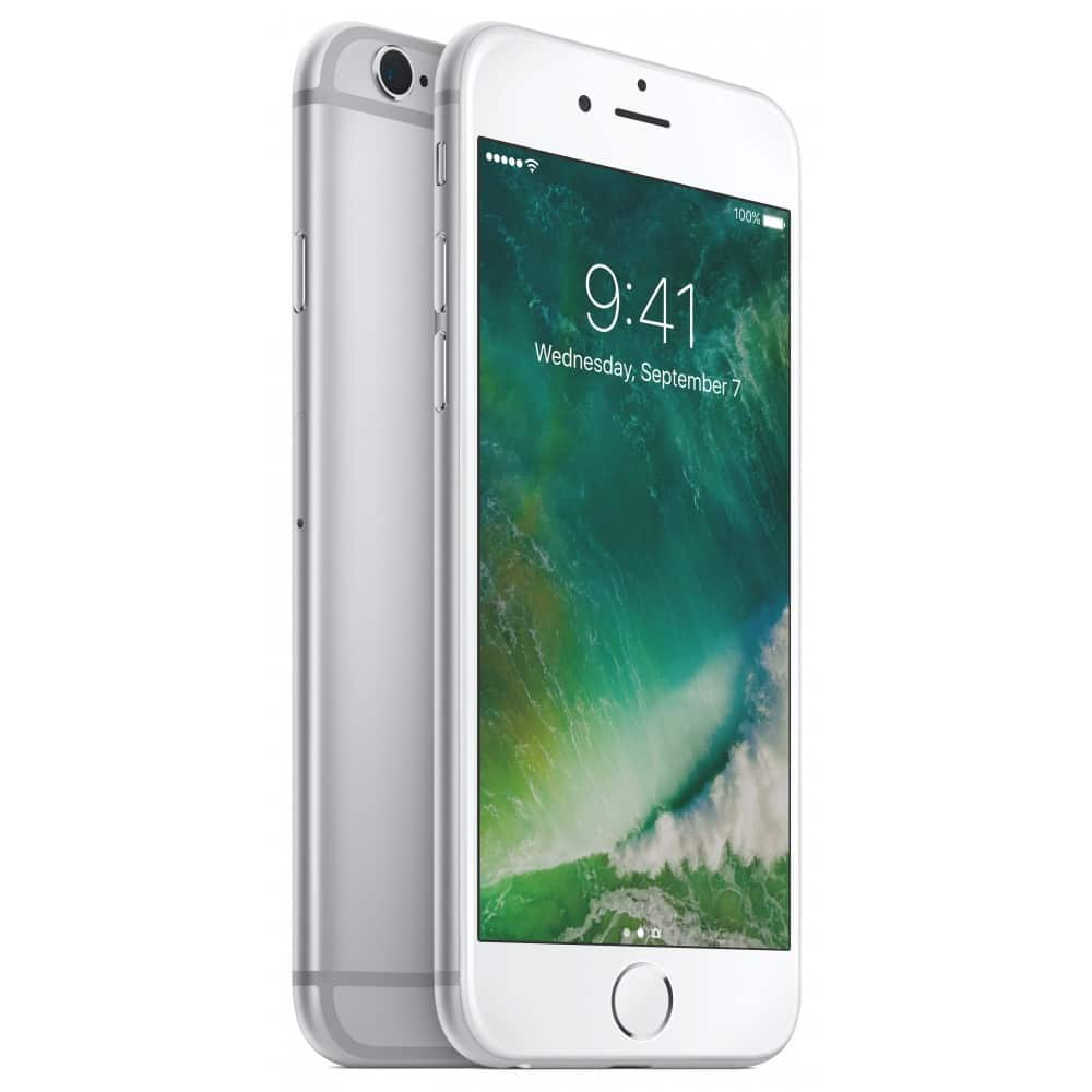 Apple iPhone 6s 32GB Silver - bekredito.lt
