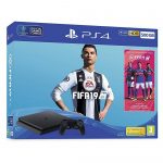 Sony Playstation 4 Slim 500GB Black - bekredito.lt