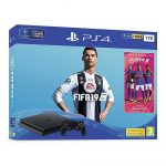Sony Playstation 4 Slim 1TB Black - bekredito.lt