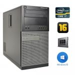 Dell  7010 MT i7-3770 16GB - bekredito.lt