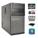 Dell  7010 MT i7-3770 8GB - bekredito.lt