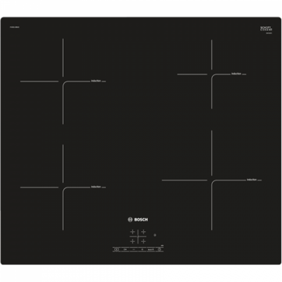 Bosch Hob PUE611BB1E Induction, Number of - bekredito.lt