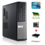Dell  7010 DT i3-2120 4GB - bekredito.lt