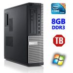 Dell  7010 DT i3-2120 8GB - bekredito.lt
