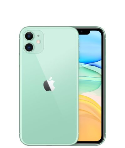 Apple iPhone 11, 64GB, Green - bekredito.lt
